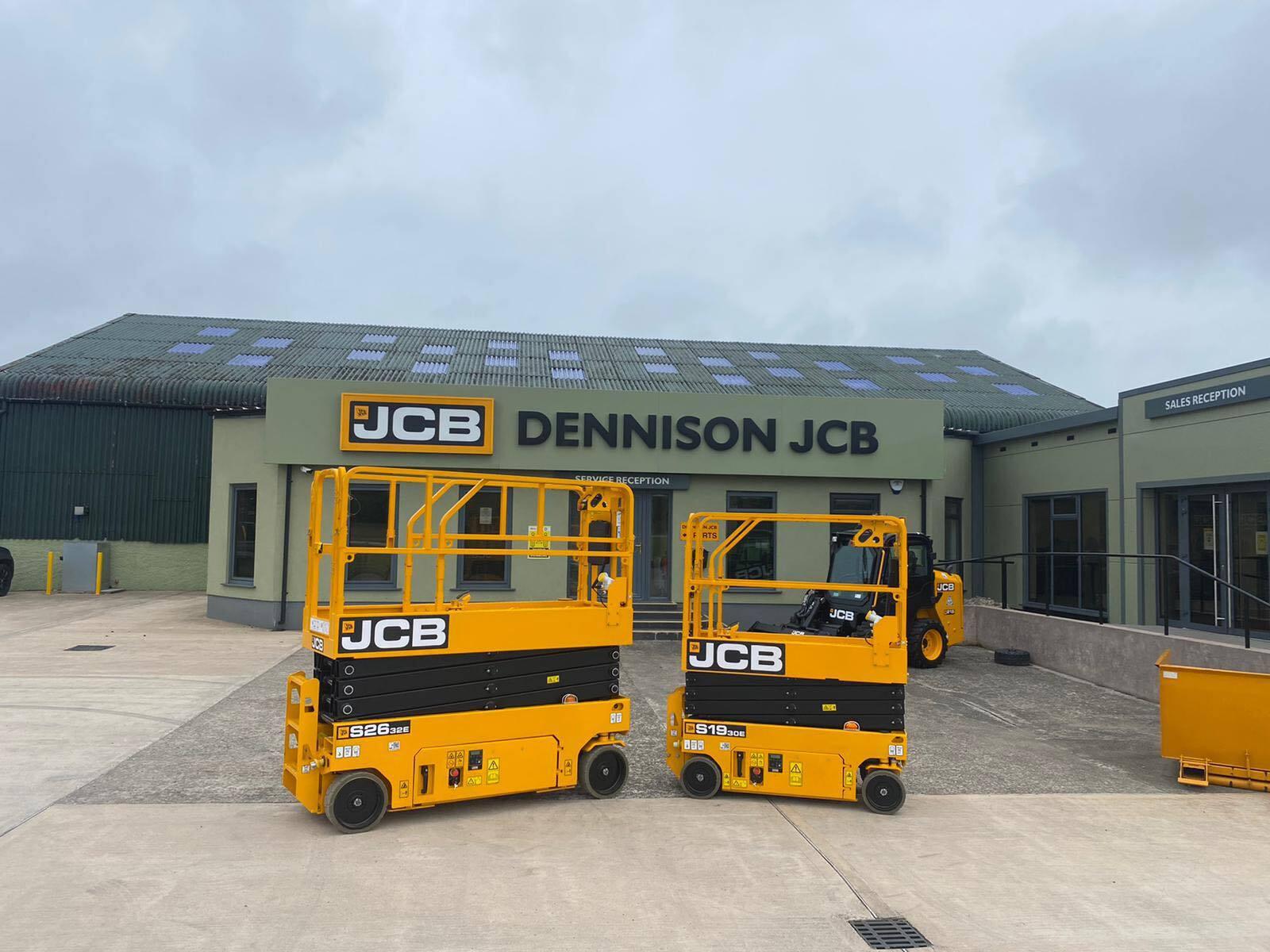 JCB New Access Platforms