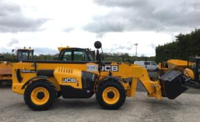 New JCB 540-180 for Kevin Watson Group