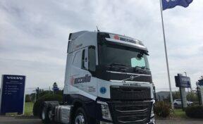 McCulla Invests in 13 New Volvo Trucks