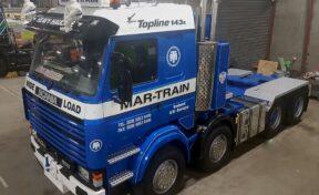 Mar-Train Scania 143E Refurb