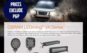 OSRAM LEDriving Series Promotion