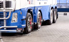 CHASSIS/CAB REALIGNMENTS